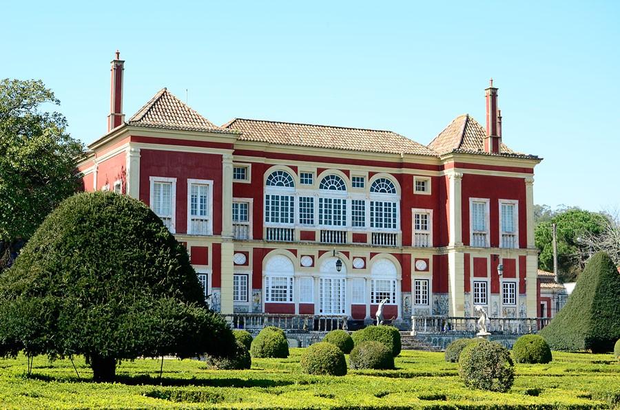 Fasad mot trädgården. Foto: K Engstrand