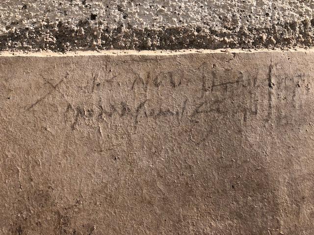 Iscrizione 1